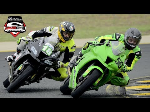 FX Superbike & Stars of Tomorrow Rnd 5, Sydney Motorsport Park - November 4, 2017