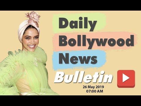 Latest Hindi Entertainment News From Bollywood   Deepika Padukone   26 May 2019   07:00 AM