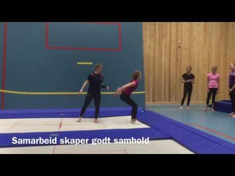 Helgetrening - Junior - Jenter - Sarpsborg Turnforening