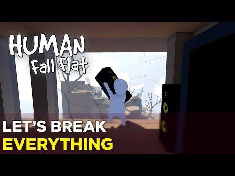 HUMAN FALL FLAT with Pat, Russ, Jenna, and Chris