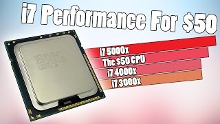 The $50 6 Core Alternative to an i7