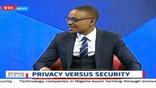 Bottomline Africa: Privacy Versus Security