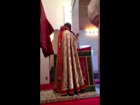 H.G Dr. Mor Theophilose Kuriakose Easter Message @ St.Peter