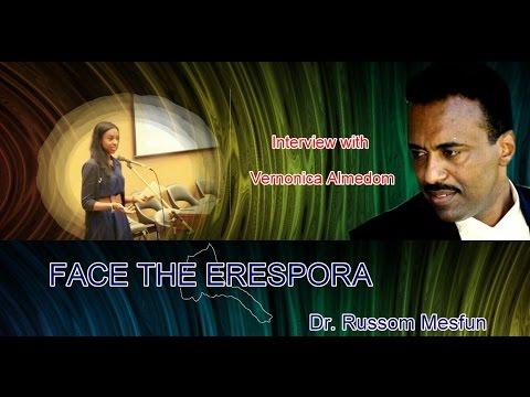 FTE's Dr Russom Mesfun Interviews : Eritrean-Swiss Veronica Almedom
