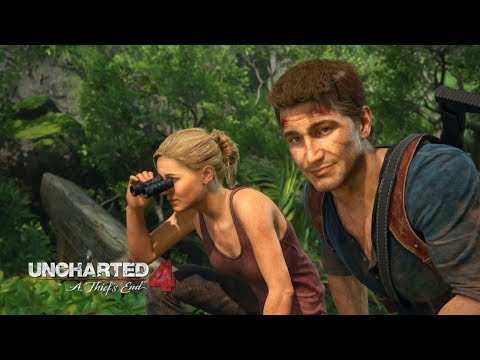 UNCHARTED 4: A THIEF'S END #18 - NEW DEVON! [GAMEPLAY SEM COMENTÁRIOS] - PS4