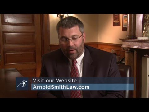 "Charlotte Divorce Attorney Matthew R. Arnold of Arnold & Smith, PLLC answers the question "" I'm not getting along with my husband. We've been married two weeks and it was..."