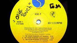Ice-T - I'm Your Pusher (LP Version) (1988) [HQ]