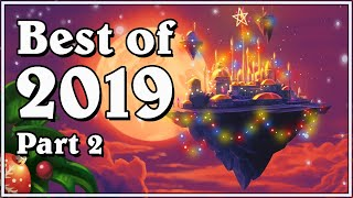 Funny And Lucky Moments - Hearthstone - Best Of 2019 (Part 2)