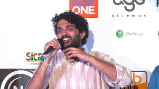 Siddharth SriRam Live Performance at Vaanam Kottattum Press Meet | Sicp