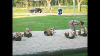 Marine Corps Female Drill Instructors