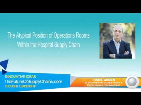 The Atypical Position of Operations Rooms Within the Hospital Supply Chain