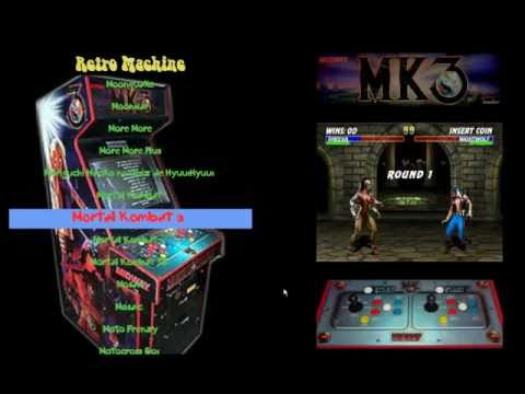 MAME Frontend MaLa (Test)