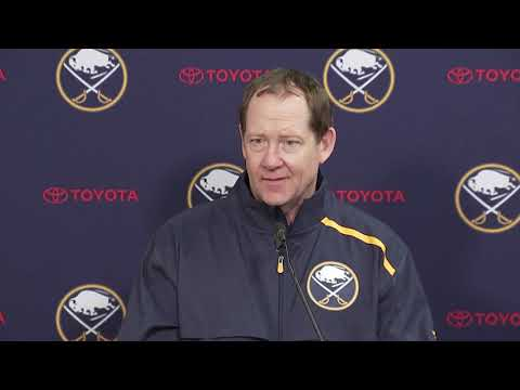 Phil Housley After Practice Interview (2/6/2019)