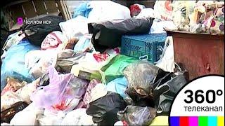 Челябинск накрыл мусорный кризис