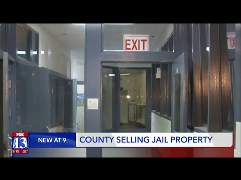 County in Utah is selling its jail; ideas on what to do with it are pouring in