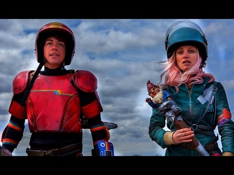 TURBO KID (2015) REVIEW 2017