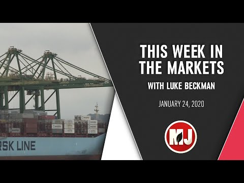 Markets with Luke Beckman | January 24, 2020