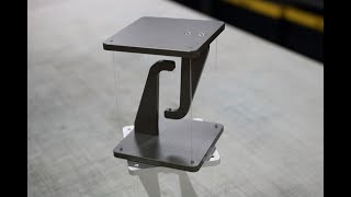 알루미늄 텐세그리티tensegrity 만들기(CNC조각…