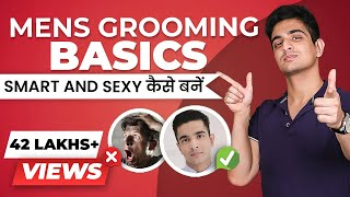 Jyada Handsome Kaise Dikhe! Men's Grooming Basics Explained in Hindi | BeerBiceps Male Grooming Tips
