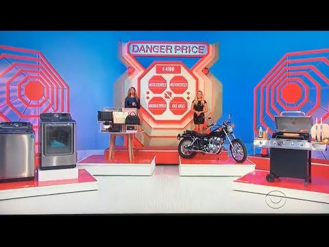 The Price is Right - Danger Price - 2/20/2017