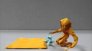 PLI ²- Origami stop motion