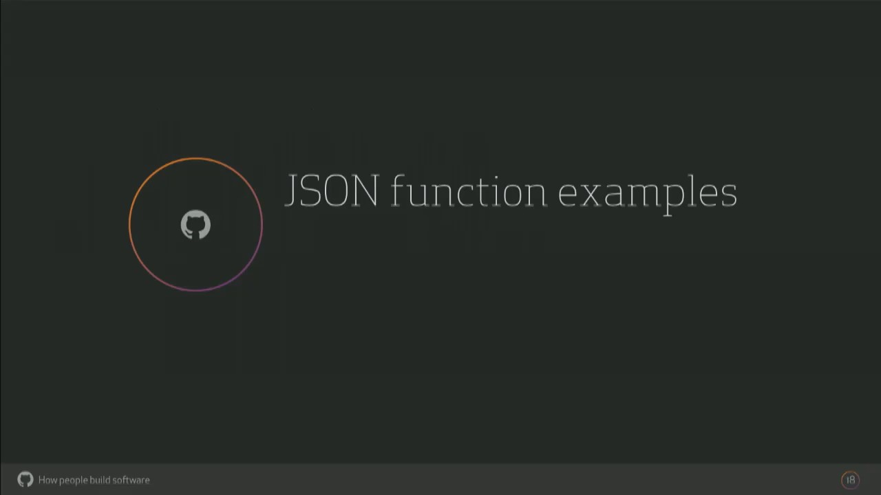 Practical JSON in MySQL 5 7 and beyond