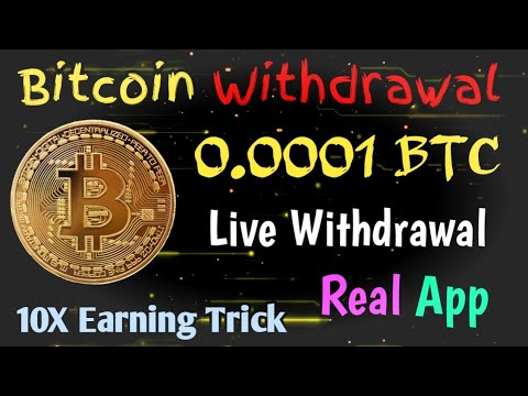 Bitcoin Mining App Withdrawal Proof || Earn Free Bitcoin Mining 2021