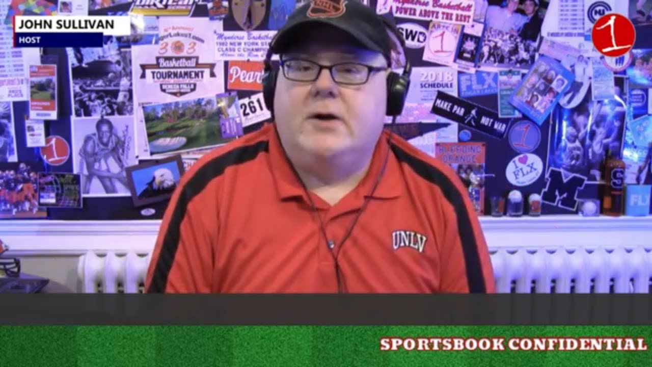 Buying Out of a Bad Position .::. John Sullivan's Sportsbook Confidential 2/21/20