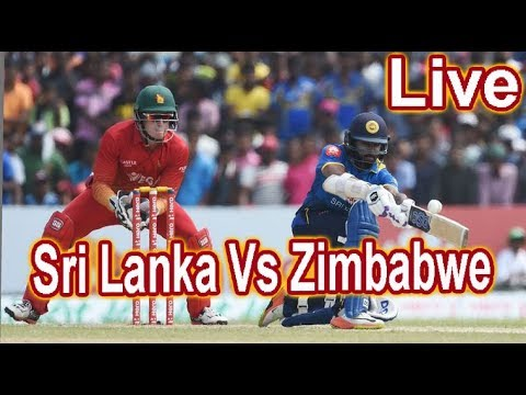 sri lanka vs zimbabwe live streaming 4th odi where to watch tri series youtube. Black Bedroom Furniture Sets. Home Design Ideas