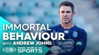 The personal attacks are ridiculous: Immortal Behaviour | NRL on Nine
