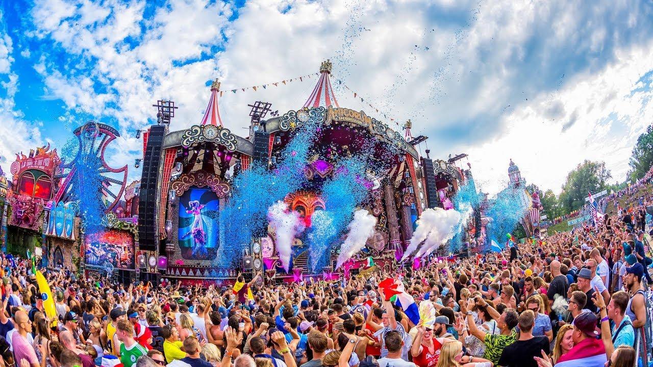 Tomorrowland Belgium 2017 L Audio Video Aftermovie Remake