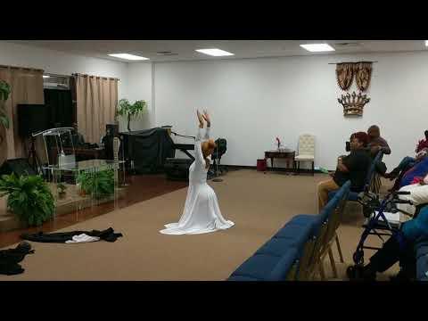 Victory Dance Ministries Ivory Wilson ---- Tramaine Hawkins