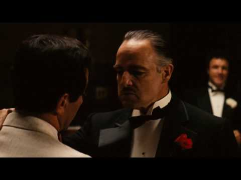 Дон Вито Корлеоне не откажет в день свадьбы своей дочери.