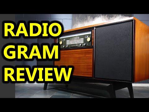 AWA RADIOLA STEREO RADIOGRAM REVIEW