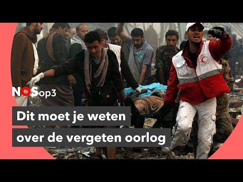 De vergeten oorlog in Jemen | NOS op 3