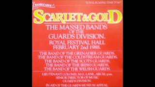 Trombones to the Fore Scarlet  & Gold 1988 conducted P Hannam