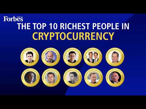 The Richest People In Cryptocurrency