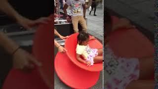 Roxy's Life:  Times Square NY