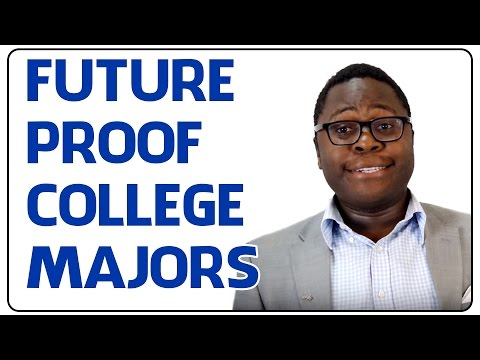 Future Proof College Majors