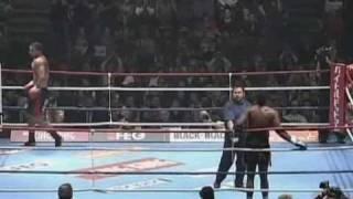Badr Hari K-1 WGP 2008 Final