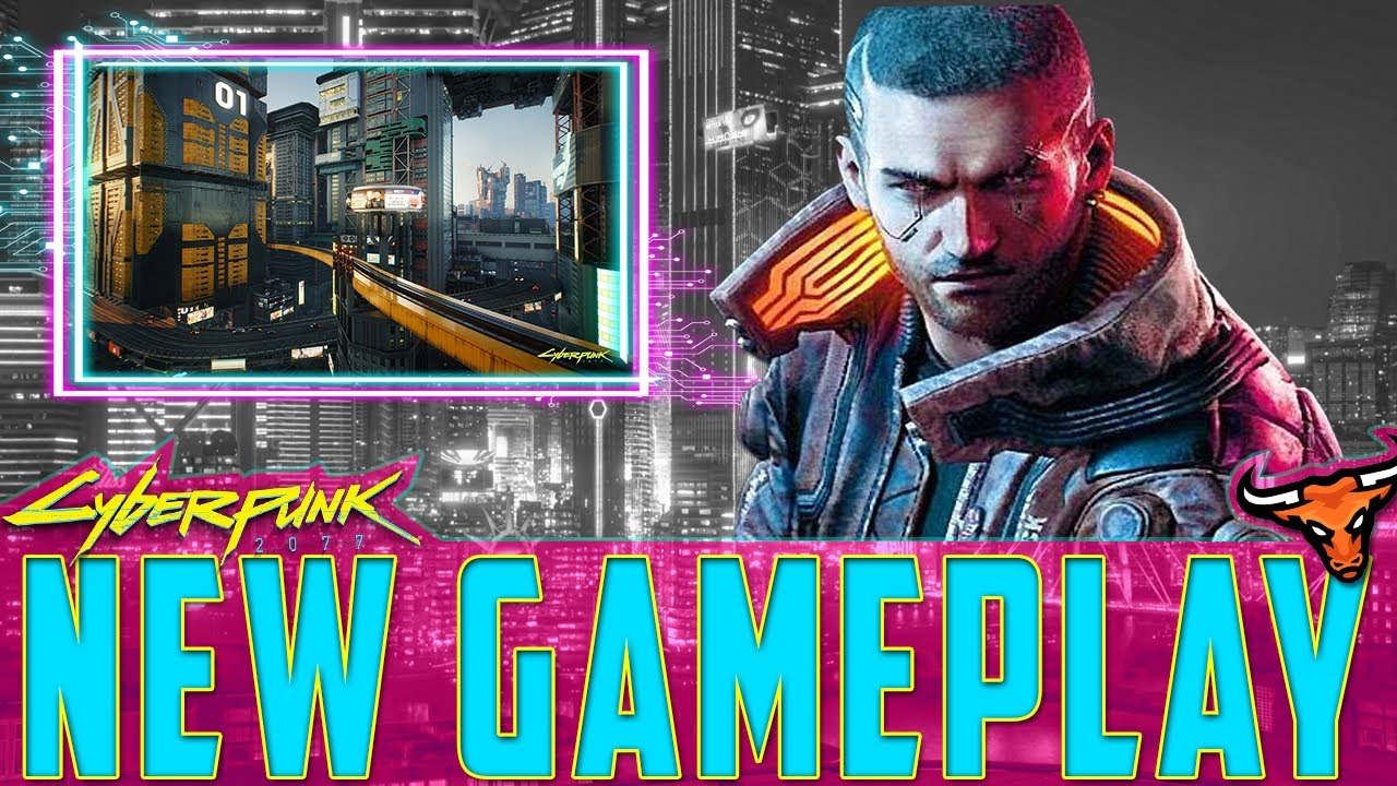 Cyberpunk 2077 - New Playstation Game play - How To Locate Items - Icon Meanings