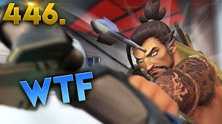0,016 Of Getting This Bug Overwatch Daily Moments Ep.446 Funny and Random Moments