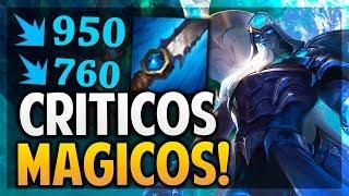 ¡RYZE CHAMPIONSHIP! LO JUEGO EN JUNGLA Y CARREO! | League of Legends