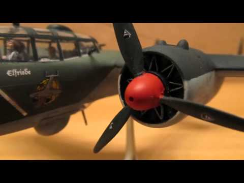 Revell Dornier Do 17 Z-2 in 1:72