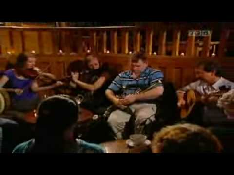 Marion Rice, Yvonne & Kieran Leahy, Jimmy Morrisson, Mick Cummins - North Cregg Jigs