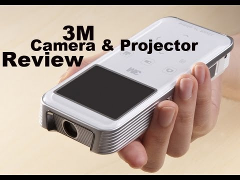 Projector Camera! 2 in 1 | 3M Shoot n' Share | Review & Demo