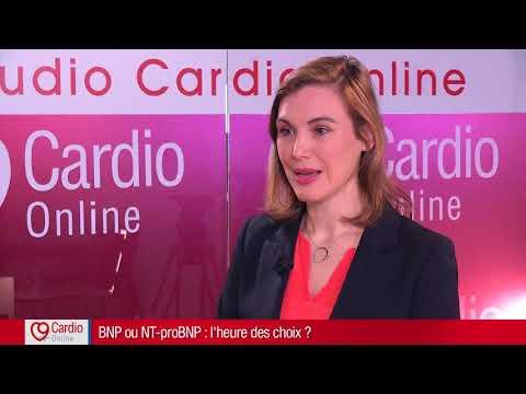 Insuffisance cardiaque BNP ou NT proBNP, l'heure des choix ? JE SFC 2017