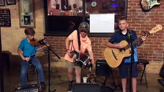 Cajun Country Kids Keeping the Music Alive