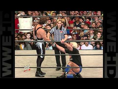 WWE Official Charles Robinson reflects on his career from WCW to WWE
