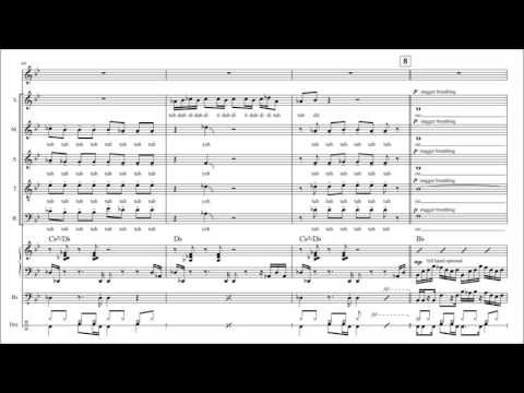 State of Independence (with sheet music)